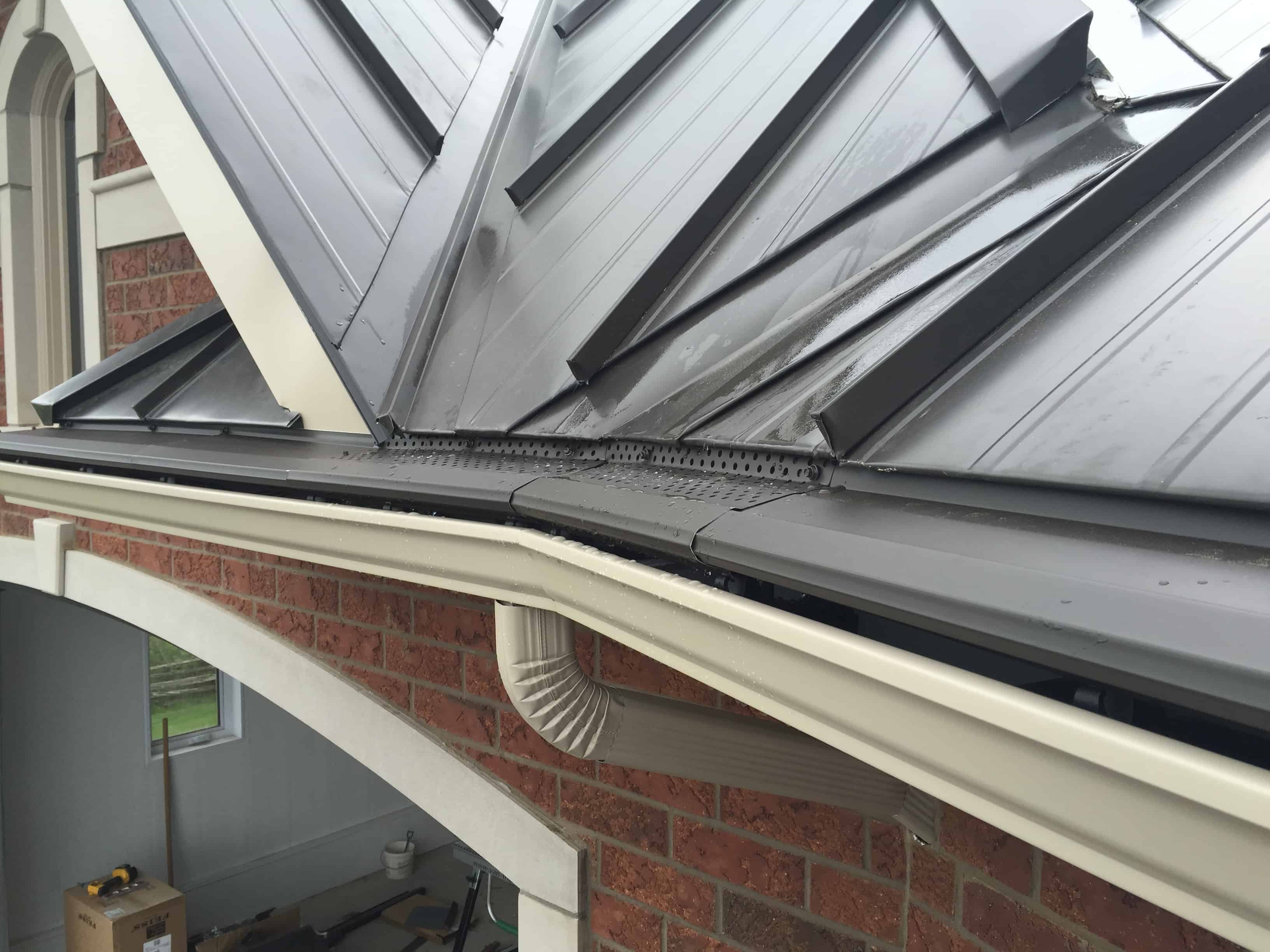 Truguard 174 Gutter Protection No More Dirty Gutters